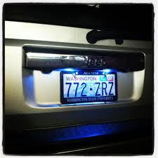 2017 Jeep Cherokee License Plate Light 1993 2020 Jeep Grand Cherokee Led License Plate Lights Pair