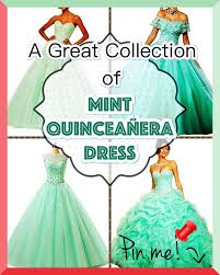 Mint Quinceanera Dress Beautiful Quinceanera And Sweet 16