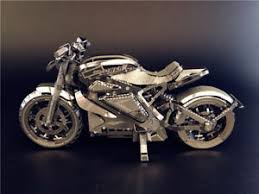image is loading avenger motorcycle nanyuan collection level puzzle 3d metal