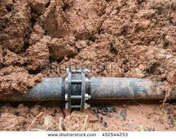 underground water pipe underground g36