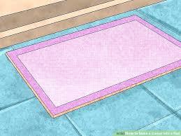 make an area rug turn carpet into area rug image titled make a carpet into a make an area rug