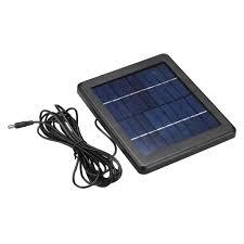 excelvan 60led solar powered motion sensor light solar security light 60 bright 3528 smd leds build in li ion batery polycrystalline silicon solar panel