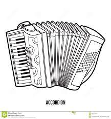 Des Sports Instruments De Musique A Colorier Dessin D Instrument C Coloriages Coloriage Gratuit Coloriage Instruments De Musique Coloriage D Un Accordeon L