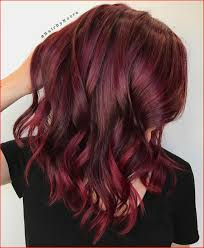 Dark Red To Light Red Hair Luxury Bright Burgundy Hair Color Picture Of Hair Color