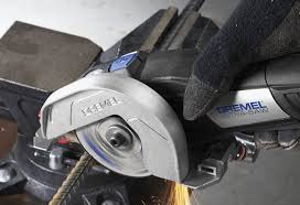 dremel ultra saw cutting metal