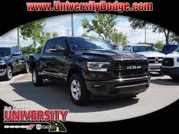 New 2019 RAM 1500 Big Horn/Lone Star Crew Cab in Davie #U9T557947 ...