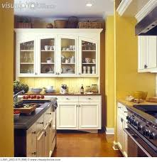 custom made kitchen cabinets unique kitchens yellow walls with custom made off white cabinets glass