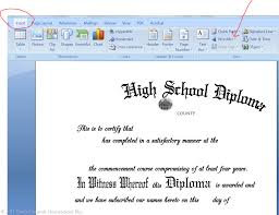 Free Homeschool Diploma Template 25 Images Of Formatable Home School Diploma Template
