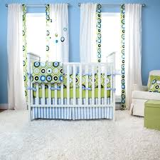 pink owl bird crib set baby bedding girl boy