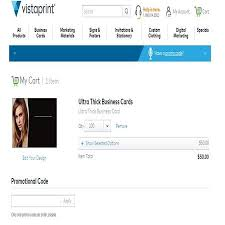 60 Off Vistaprint Coupons Promo Codes March 2019
