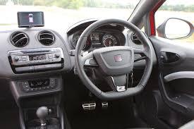 SEAT Ibiza Cupra 1.4 TSI Cupra Sport Coupe 3d DSG Road Test | Parkers