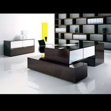 modern executive office furniture. modern contemporary office desks and furniture - executive office, glass, italian