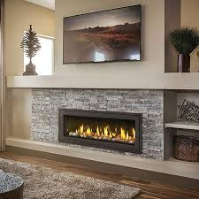 Small Picture Best 10 Modern stone fireplace ideas on Pinterest Modern