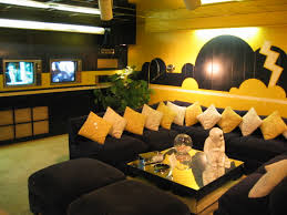 Yellow And Red Living Room Living Room Beautiful Room Color Combinations Black Furniture
