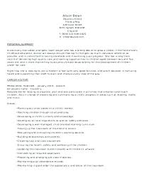 preschool resume samples preschool teacher resume samples foodcity me