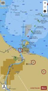 Saginaw River Michigan Marine Chart Us14867_p1327