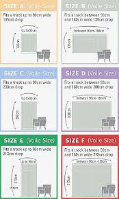 common curtain sizes building to think