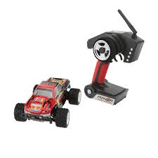 G Electric Original Wltoys A212 1 24 24g Electric Brushed 4wd Rtr Rc Monster
