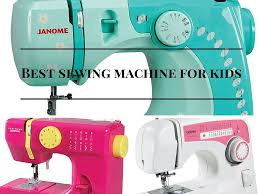 Five of the Best Sewing Machines For Kids and Tweens & Our Favorite Sewing Machines For Kids – Your Child is Sure To Love Them! Adamdwight.com
