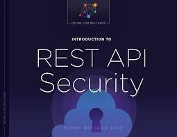 Rest Api Security Dzone Refcardz