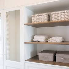 shutterstock 644698957 closet shelves basket box storage