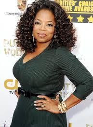 Does oprah have big breasts
