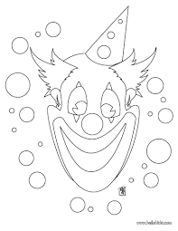 Small Picture Happy clown coloring pages Hellokidscom
