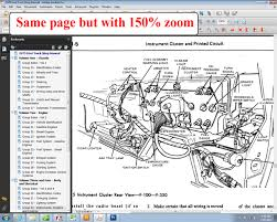 fordmanuals com 1975 ford truck shop manual ebook screenshot of 1975 ford truck shop manual on cd rom or ebook digital
