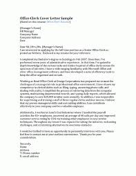 Office Clerk Cover Letter 7 Cpa Resume Example Certified Throughout