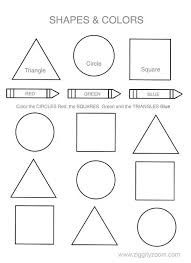 Small Picture Best 25 Shapes worksheets ideas only on Pinterest Tracing