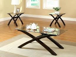 fancy glass top coffee tables and end in interior design ideas for home with metal table