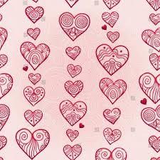 Heart Scrolls Stock Image Set Vector Heart Scrolls Image Arenawp