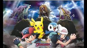 Pokemon Movie 13: Zoroark Mayajaal Ka Ustaad Full Movie In HINDI Dubbed  [HD] - Toons In Hindi HD