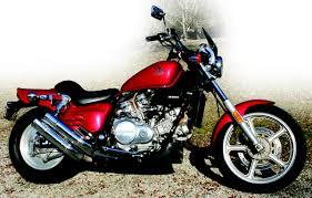 honda vf700c magna 1987 rider