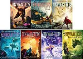 image is loading the unwanteds series collection set books 1 7