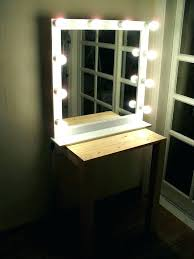 battery operated lighted makeup mirror bronze lighted makeup mirror makeup mirror wall mounted lighted lighted makeup