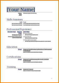 Free Fill In Resumes Printable 100 Free Fill In Resume Forms Professional Resume List 42