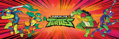mutant ninjas turtles toy line over the last three decades are slated to debut their rise of the teenage mutant ninja turtles toy line during the run