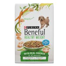 Beneful Healthy Puppy Feeding Chart Purina Beneful Healthy Weight Dry Dog Food Healthy Weight With Real Chicken 31 1 Lb Bag