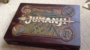 Wooden Jumanji Board Game Jumanji Game Board 1000010000 Replica Pt 100 Weathering YouTube 89
