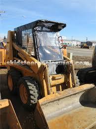 9 1990 case 1840 skid steer loader