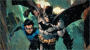 The Complicated History Between Bruce Wayne & Dick Grayson - YouTube