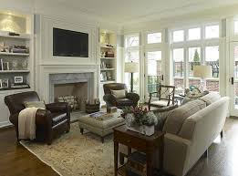 family room furniture layout. Classy And Neutral Family Room (furniture Arrangement) Furniture Layout O