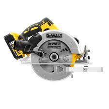 dewalt circular saw in case. dewalt dcs570p2 18v brushless xr 184mm circular saw \u2013 includes 2 x 5.0ah batteries, charger, tstak case dewalt in w
