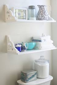 Decorative Bathroom Shelving 10 Diy Ideas For Bathroom Decoration