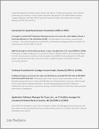 Purchase Resume Samples Procurement Resume Examples Fresh Operations Manager Resume Sample