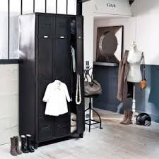 vintage industrial furniture single wardrobe edison model Homegirl