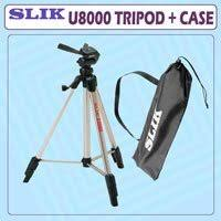 Slik U8000 Tripod + Case - <b>Professional Camera Tripod</b>