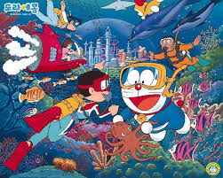 doraemon 3d live wallpaper