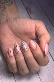 Simple Geometric Nail Designs 77 Stylish Simple Geometric Nail Art Designs Trendy Ideas